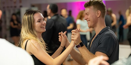 Introduction to Latin Dancing for Men and Women tickets