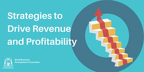 Strategies to Drive Revenue and Profitability tickets