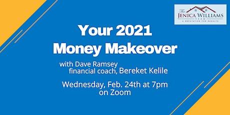Your Money Makeover 2021 w/ financial coach, Bereket Kelile tickets
