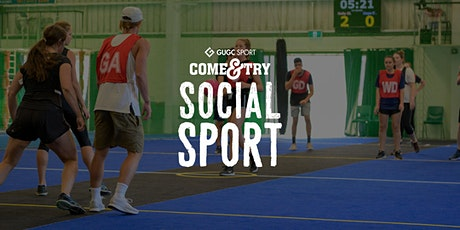 Come & Try Social Sport tickets