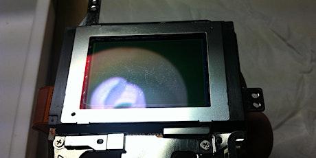 Camera Sensor Clean service tickets