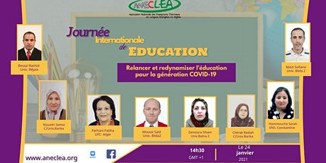 Journée internationale de l'éducation tickets
