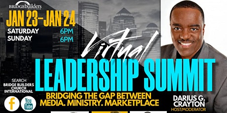 Virtual Leadership Summit tickets