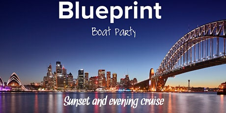 Blueprint Boat - Sunset & Night Cruise-Sat Jan 30 tickets