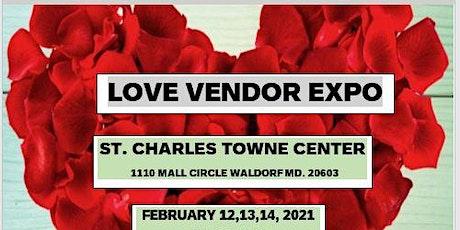 Love Vendor Expo tickets