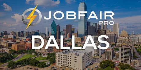 Dallas Virtual Job Fair - August 5, 2021 Dallas Career Fairs tickets