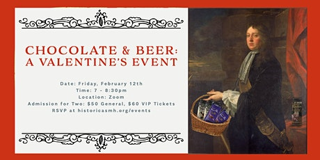 Chocolate & Beer: A Valentine's Event tickets