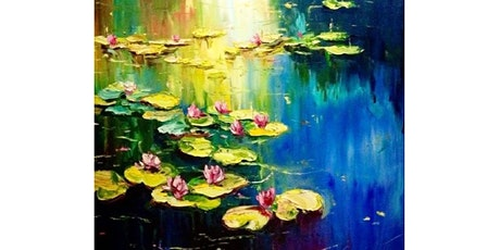 Monet's Waterlilies - WellCo Cafe (Feb 6 7pm) tickets