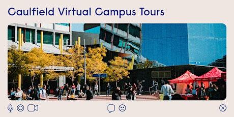 MONSU Caulfield Virtual Campus Tours tickets