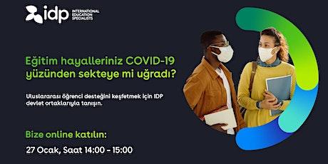 Covid-19 Günlerinde Yurt Dışı Eğitimi Soru - Cevap Etkinliği tickets