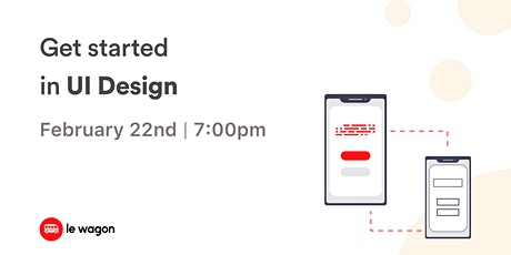 Get started in UI Design tickets