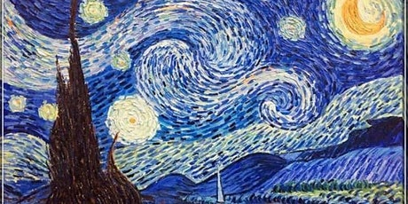 Van Gogh Starry Night - WellCo Cafe (Feb 13 7pm) tickets