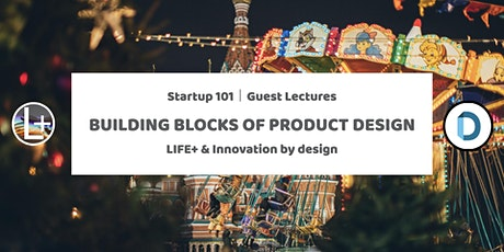 Building Blocks of Product Design tickets