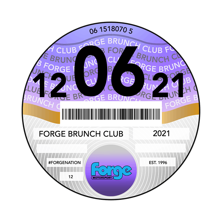 Forge Brunch Club 2021 image