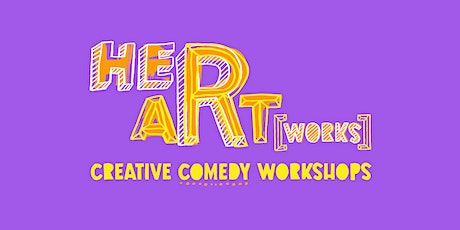 Heart Works: ALANTA COLLEY presents a Non-Fiction Comedy Workshop tickets