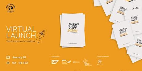 Startup Guide Nairobi Virtual Launch tickets