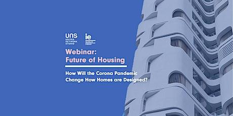 Webinar: The Future of Housing Design tickets