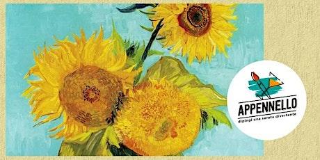 Appennello virtuale -  I Girasoli di Van Gogh biglietti