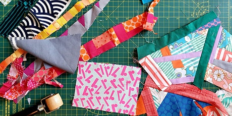 PROCESS + PIECING: Sew, Cut, Repeat with Amy Tidmarsh tickets