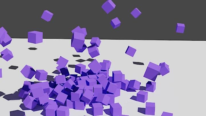 3D Modelling and Animation Blender Camp image