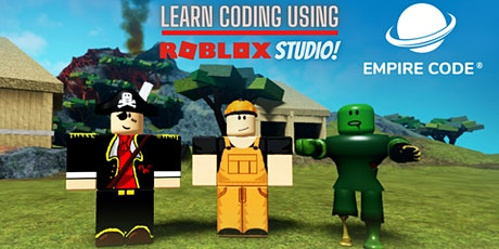 Become A Game Developer with Roblox Coding Camp tickets