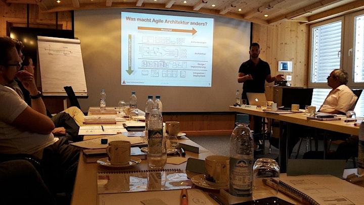 AGILA - Agile Softwarearchitektur (iSAQB® CPSA-Advanced Modul) - München: Bild