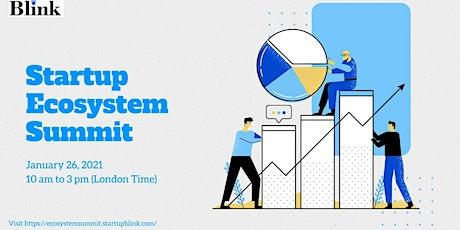 StartupBlink Quarterly Ecosystem Summit tickets