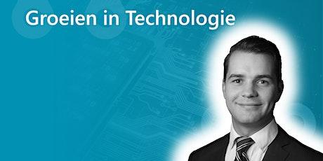 Online Essential: Groeien in technologie tickets