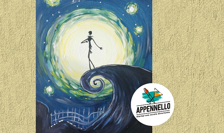Immagine Appennello virtuale -  Nightmare before Christmas