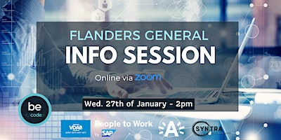 Flanders General Info Session