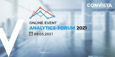 Analytics-Forum 2021 Tickets