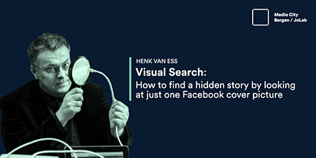 Visual Search with Henk van Ess tickets