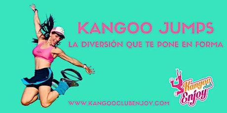 Kangoo Jumps Cauce del Rio Turia DOMINGO entradas