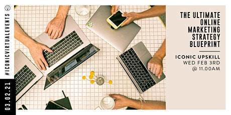 The Ultimate Online Marketing Strategy Blueprint w Green Umbrella Marketing tickets
