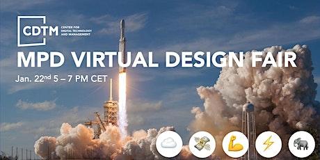MPD Virtual Design Fair tickets