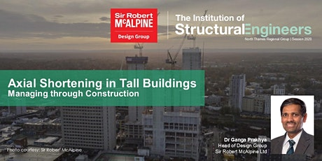 Axial Shortening in Tall Buildings - Managing through Construction tickets