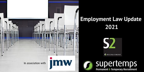 Employment Law Update 2021 tickets