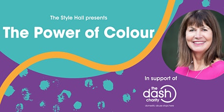The Power of Colour in support of The Dash Charity tickets