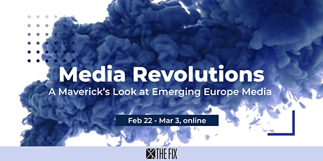 Media Revolutions tickets