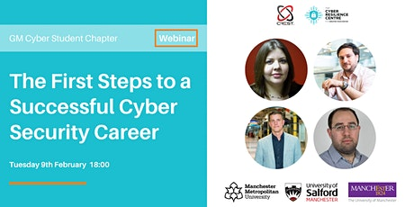 GM Student Chapter: The First Steps to a Successful Cyber Security Career tickets