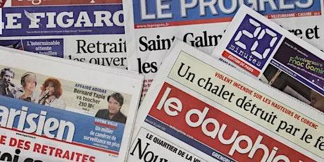 Osez les relations avec les journalistes pour accélérer votre business ! billets