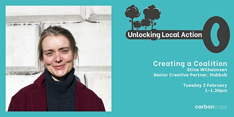 Unlocking Local Action: Creating a Coalition tickets