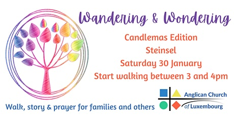 Wandering and Wondering – Candlemas Walk for Families and others Tickets
