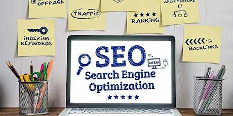 SEO Boost & Social Media - Online Zoom course-  Greenwich residents only tickets