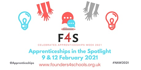 Apprenticeships in the Spotlight tickets