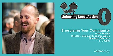 Unlocking Local Action: Energising Your Community tickets