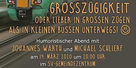 Johannes Warth_2021 tickets