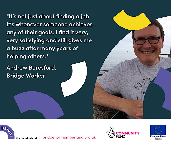 Bridge Northumberland Referral Partners drop-in session image