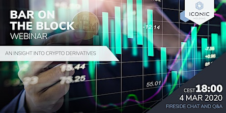 An Insight Into Crypto Derivatives tickets