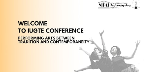 International Performing Arts Conference Tickets